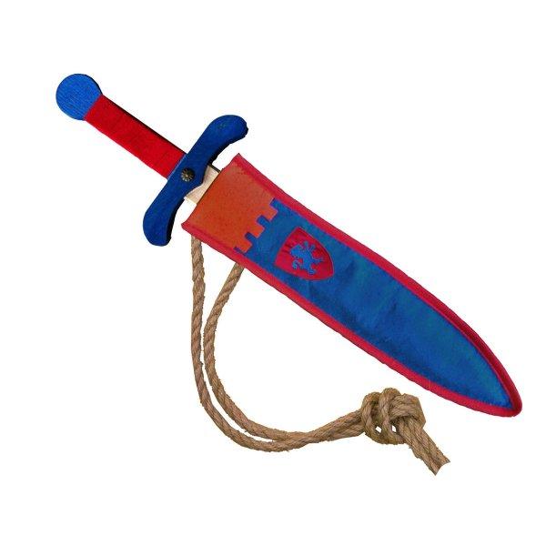 Épée fourreau bois Kalid Medieval