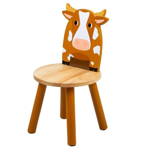 Chaise animal vache tidlo bigjigs
