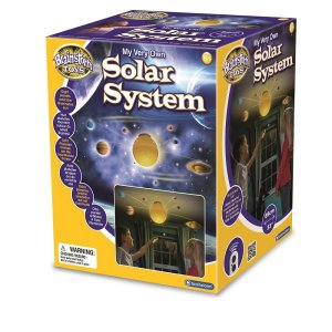 Mon véritable système solaire