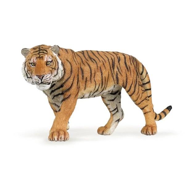 Figurine Les animaux du zoo, Tigre Papo, Bidiboule