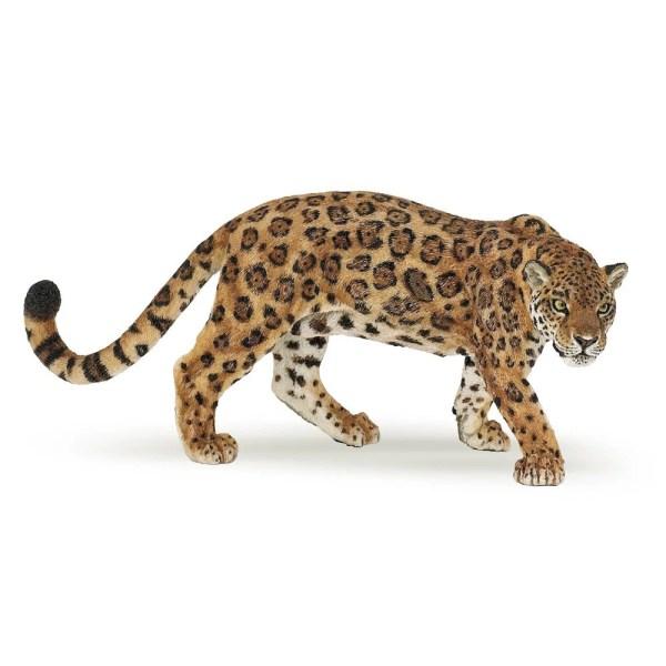 Figurine Les animaux du zoo, Jaguar, Papo, Bidiboule