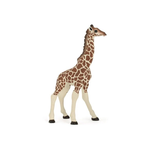 Figurine Les animaux du zoo, Girafon, Papo, Bidiboule