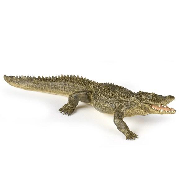 Figurine La vie sauvage, Alligator, Papo, Bidiboule