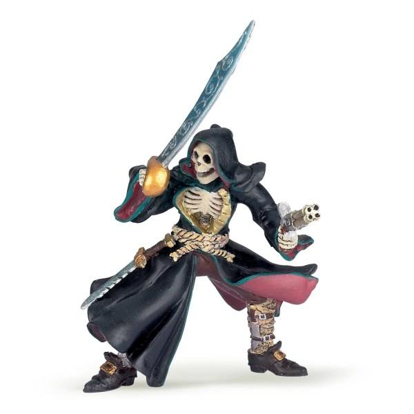 Figurines Pirates, Pirate tête de mort, Papo, Bidiboule