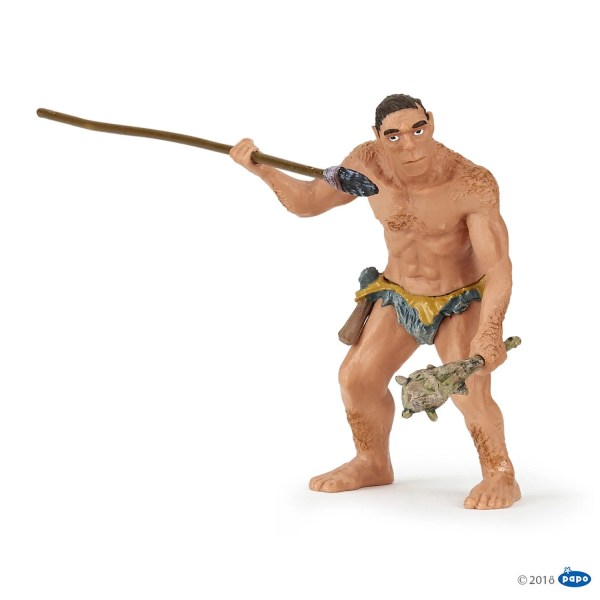 Figurines Dinosaures, Homme préhistorique, Papo, Bidiboule