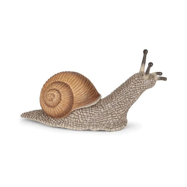 Figurine Les animaux du jardin, Escargot, Papo, Bidiboule