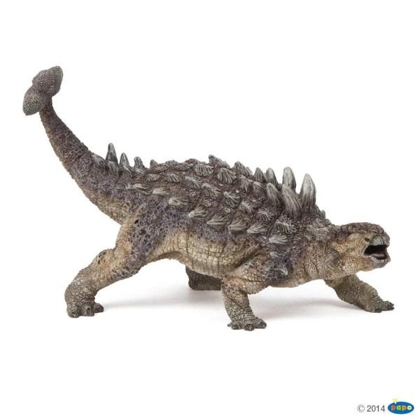 Figurines Dinosaures, Ankylosaure, Papo, Bidiboule