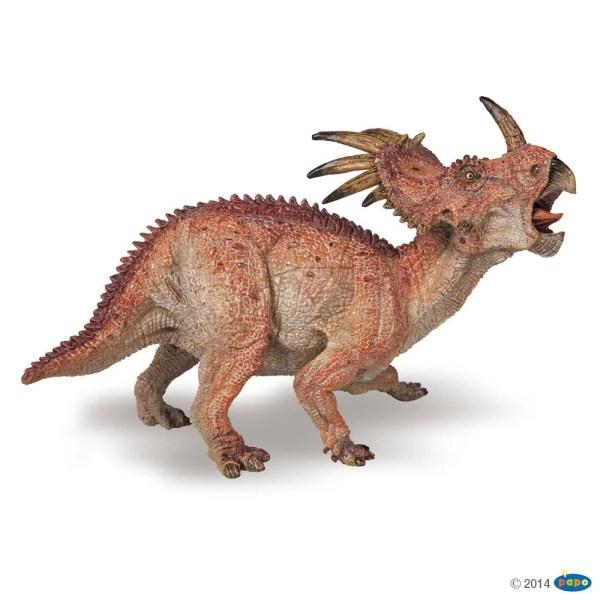 Figurines Dinosaures, Styracosaure, Papo, Bidiboule