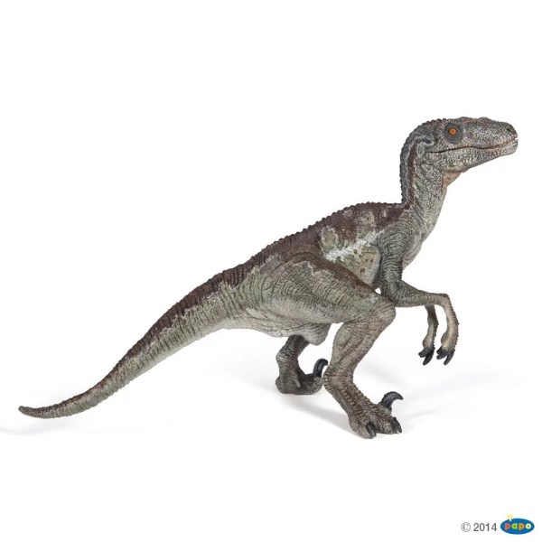 Figurines Dinosaures, Vélociraptor, Papo, Bidiboule