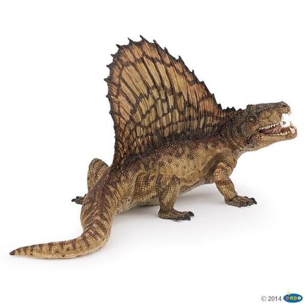 Figurines Dinosaures, Dimétrodon, Papo, Bidiboule