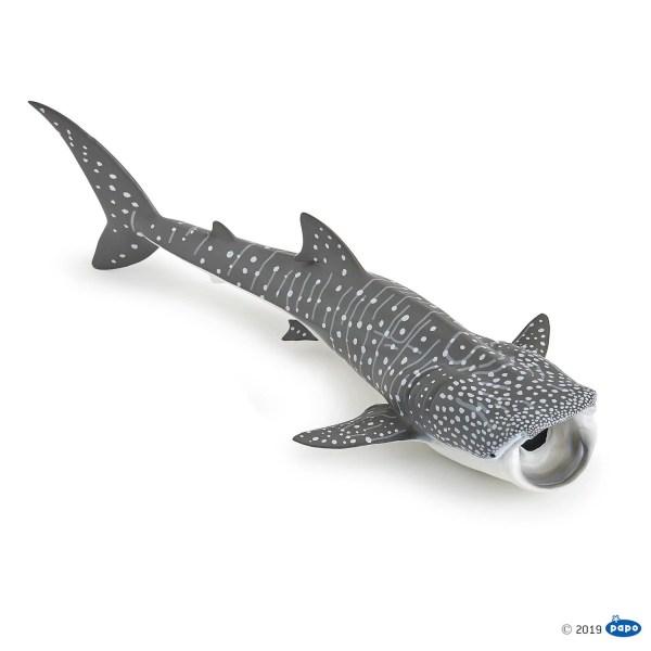 Figurine Univers marin, Requin baleine, Papo, Bidiboule