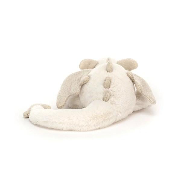Le Dragon des Neiges existe en deux tailles pour la plus grande satisfaction des petits et des grands.