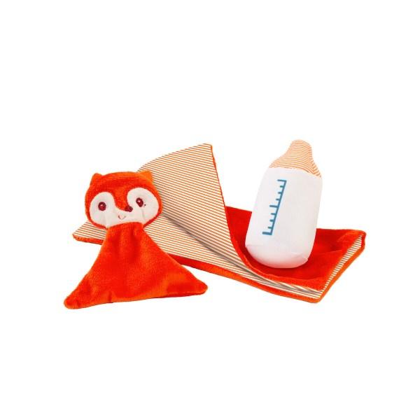Un premier poupon est un jouet d'éveil qui sera un cadeau inoubliable pour les enfants dès 1 an.