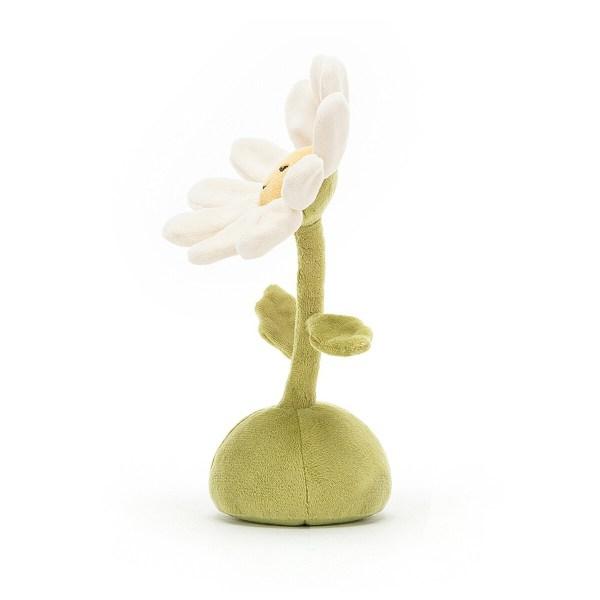 Le pied et la tige de Fleurette est de couleur vert printemps.