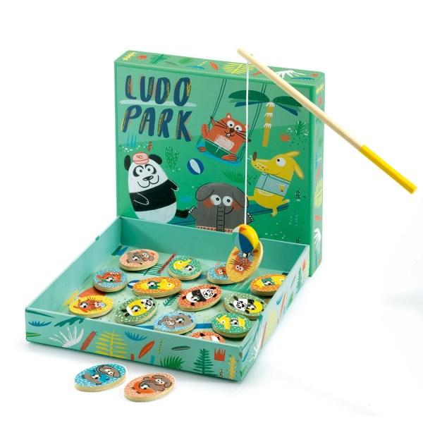 pêche magnétique du jeu Ludo Park