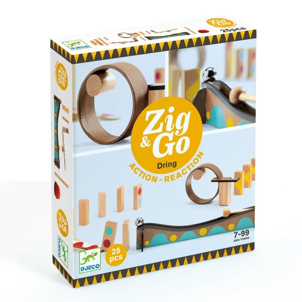 boite du jeu Zig & Go Dring