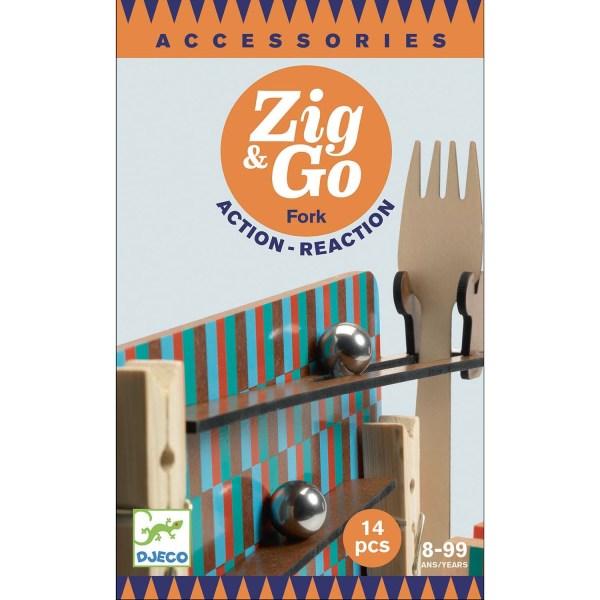 boite du jeu Zig & Go Fork