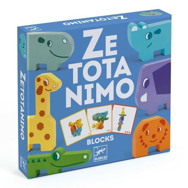 Boite du je Ze Totanimo