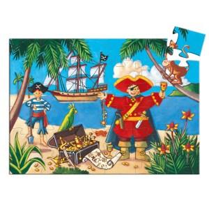 Puzzle Pirate 36 pièces