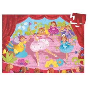 Puzzle Ballerine 36 pièces