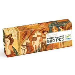 Puzzle Unicorn Garden 500 pièces