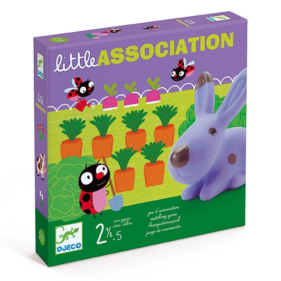 boite du jeu Little Association
