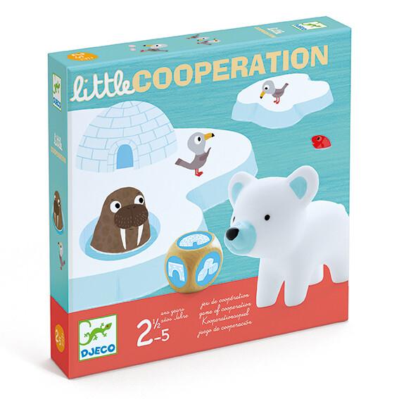 boite du jeu Little Coopération