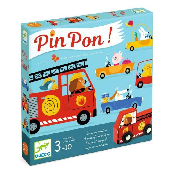 boite du jeu PinPon