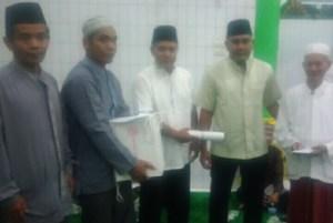 Dinas Perhubungan kunjungan Safari Ramadhan Ke Mesjid At-Taqwa