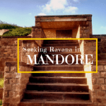 Seeking Ravana in Mandore
