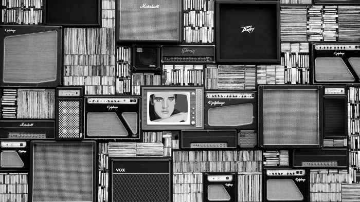 elvis presley digital wallpaper
