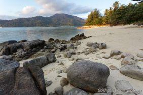 ko lipe sunset beach