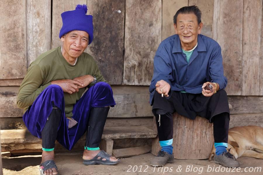 Pang Mapha I : le village Ban Nong Tong
