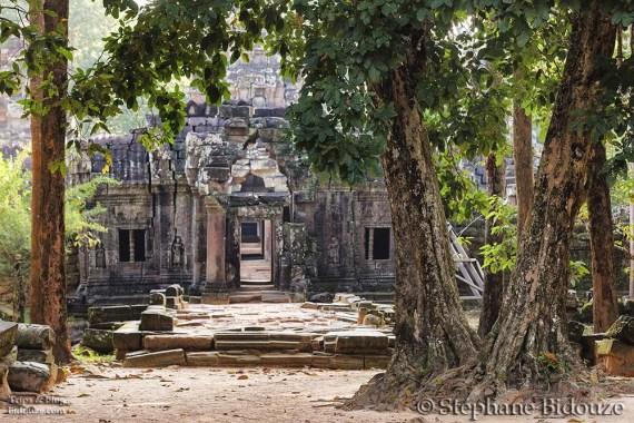 Ta Som Khmer temple
