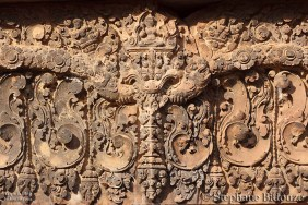 Khmer carving