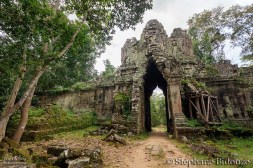 Angkor death gate
