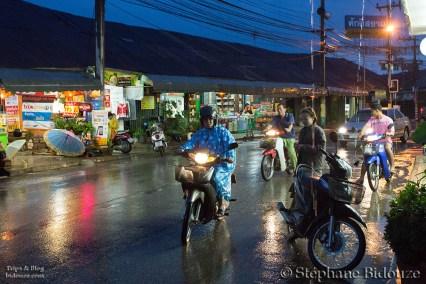uttaradit-thailand-street