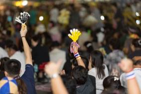 people-rising-plastic-hand-bangkok