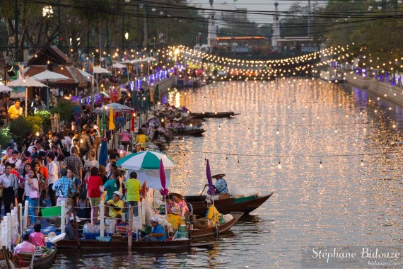 bangkok-thewet- Krung-Kasem-marché-flottant