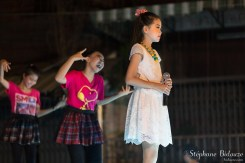 marché-samedi-chiang-mai-spectacle-enfants