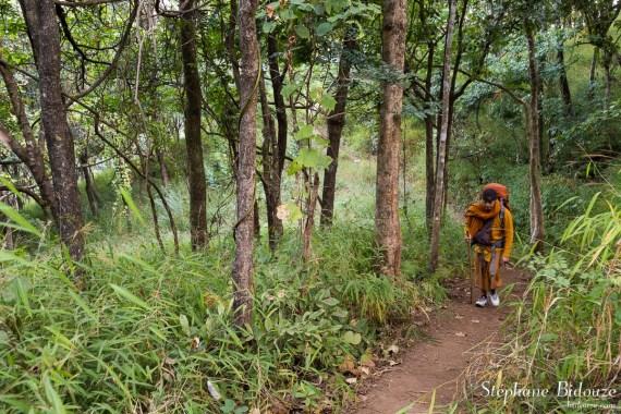 moine-bouddhiste-randonnee-thailande