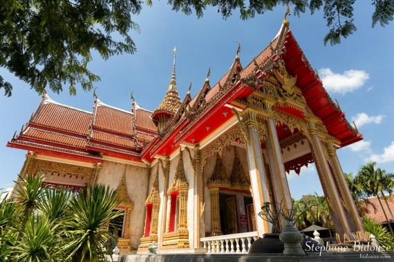 Wat Chai Thararam