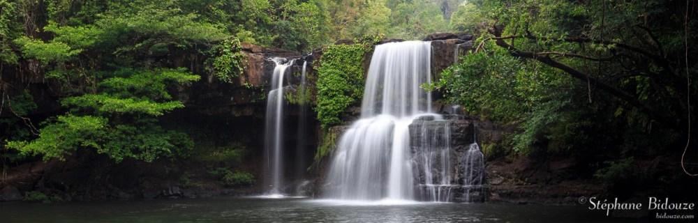 Cascade de Klong Chao