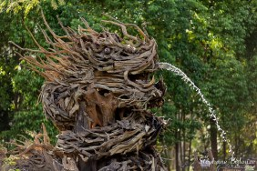 dragon-sculpture-bois-trempé-thailande