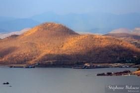 le lac de
