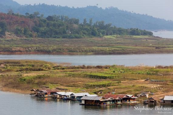 Sangkhlaburi-maison-flottante