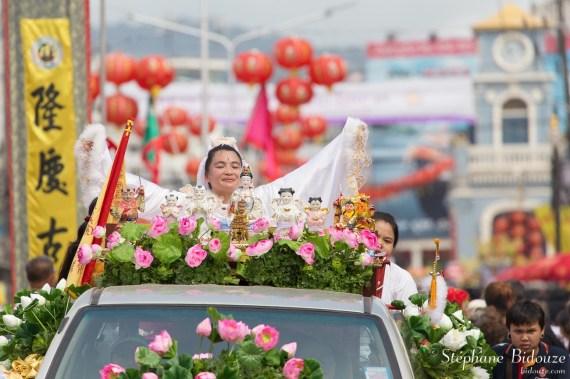 La Déesse Chinoise Guanyin