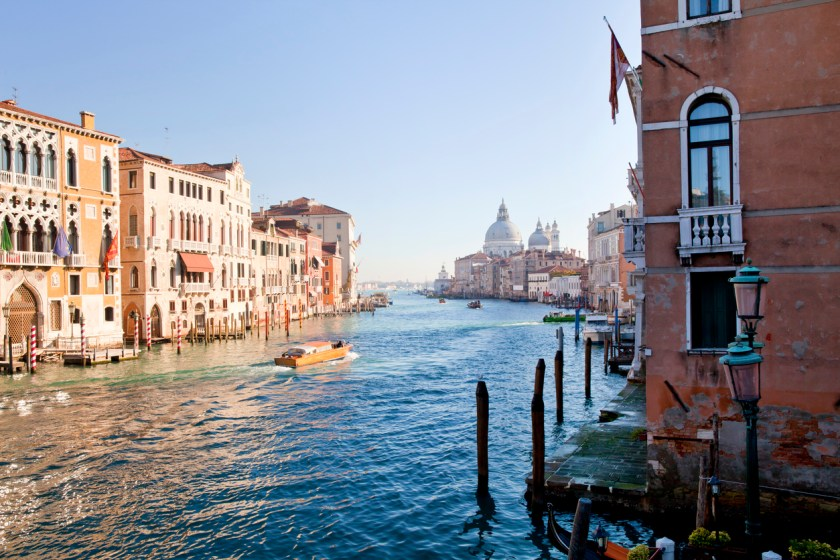 Italy - working holiday destination