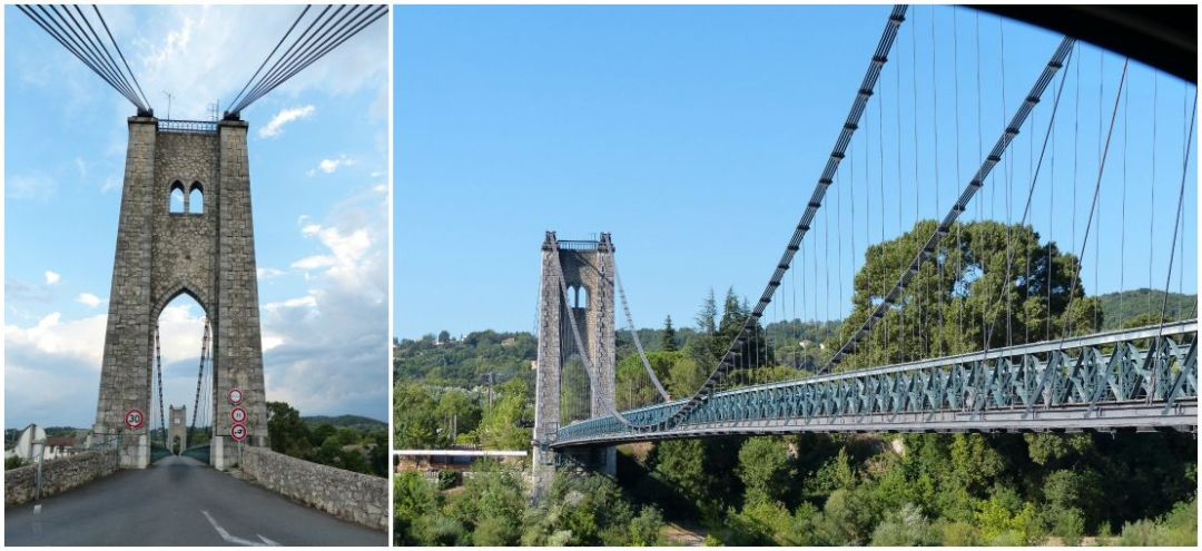 Pont de saint martin d'ardeche