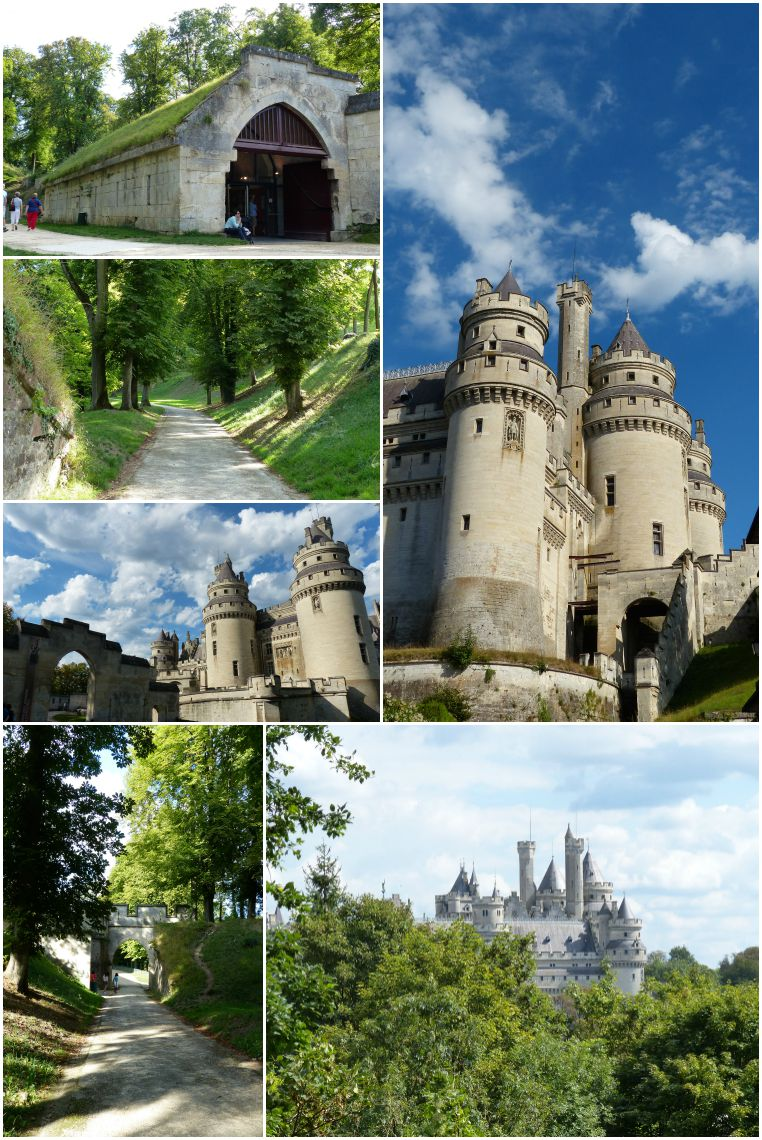 CHATEAU DE PIERREFONDS PARC